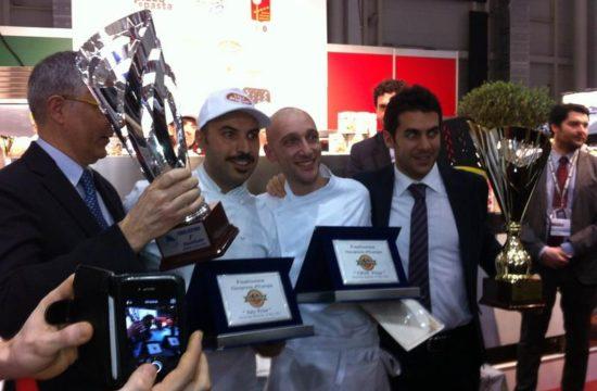 La migliore pizza Europea è made in Brescia