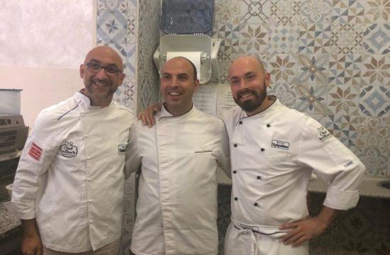Francesco Giordano. I 3 Chef.